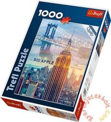 Trefl New York City hajnalban 1000 db-os (10393)