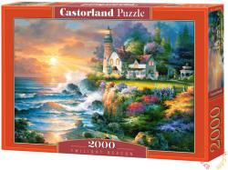 Castorland Világítótorony alkonyatkor 2000 db-os (C-200528)