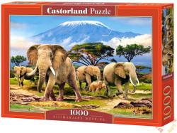 Castorland A Kilimandzsáró reggel 1000 db-os (C-103188)