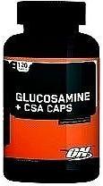Optimum Nutrition Glucosamine + CSA (60db)