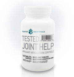 Tested Nutrition Joint-help (120db)