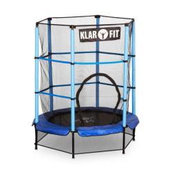 KLARFIT Rocketkid 140cm trambulin szett