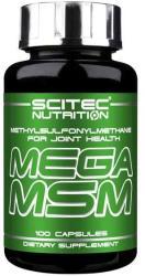 Scitec Nutrition Mega MSM (100db)