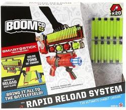 Mattel BOOM Rapid Reloader lövedéktároló szett