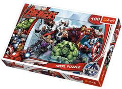 Trefl Avengers - Bosszúállók: Támadás 100 db-os (16272)
