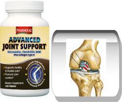 Pharmekal Advanced Joint Support (120db)