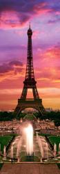 Heye Vertical Panorama Puzzle - Night in Paris - Éjszaka Párizsban 1000 db-os (29551)