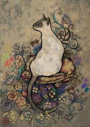 Heye Cats Siamese 1000 db-os