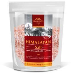 HIMALAYAN Étkezési kristálysó Apró szemcsés Rózsaszín 500g