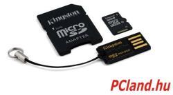 Kingston microSDHC 32GB Class 4 Multi-Kit/Mobility Kit (MBLY4G2/32GB)