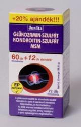 JutaVit Glükozamin-szulfát Kondroitin-szulfát+MSM (72db)