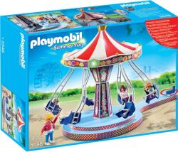 Playmobil Caruselul din Parcul de Distractie (5548)