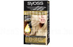 Syoss Oleo Intense 10-55 platinaszőke 115ml