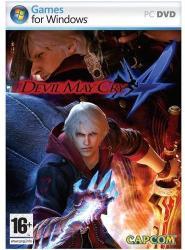 Capcom Devil May Cry 4 (PC)