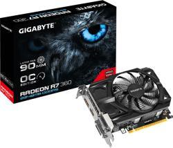 GIGABYTE Radeon R7 360 OC 2GB GDDR5 128bit PCIe (GV-R736OC-2GD)