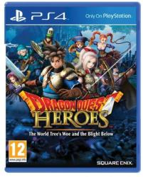 Square Enix Dragon Quest Heroes The World Tree's Woe and the Blight Below (PS4)