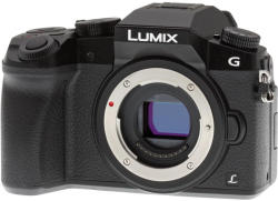 Panasonic Lumix DMC-G7 Body