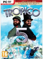 Kalypso Tropico 5 [Limited Special Edition] (PC)