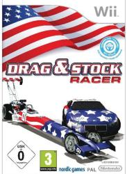 Nordic Games Drag & Stock Racer (Wii)