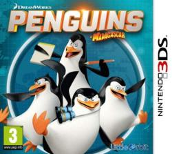 Little Orbit Dreamworks Penguins of Madagascar (3DS)