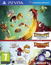 Ubisoft Rayman Legends + Origins (PS Vita)