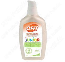 OFF! Family Care Junior rovarriasztó gél (100ml)