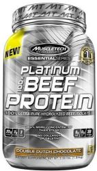 Muscletech Essential Platinum Beef Protein - 912g