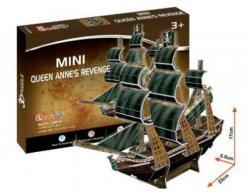 CubicFun 3D Puzzle - Anna királynő bosszúja 24 db-os
