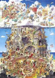 Heye Heaven and Hell (Prades) 1500 db-os