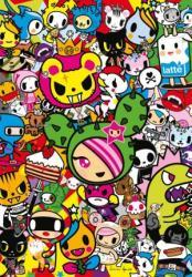 Heye All-Stars (tokidoki) 500 db-os