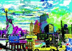 Heye I love New York 1000 db-os