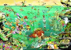 Heye Unter Water (Calligaro) 1000 db-os