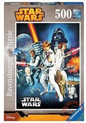Ravensburger Star Wars Episode I-VI Új remény 500 db-os (14662)