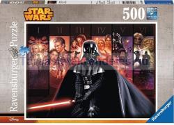 Ravensburger Star Wars Episode I-VI Univerzum 500 db-os (14665)