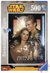 Ravensburger Star Wars Episode I-VI Klónok támadása 500 db-os (14666)