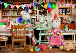 Heye Celebration Mouse Mansion 500 db-os