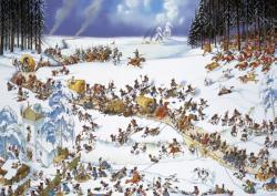 Heye Loup: Napoleon's Winter - Napóleon tele 2000 db-os (29566)