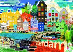 Heye I love Amsterdam 1000 db-os