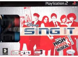 Disney Disney Sing It! High School Musical 3 Senior Year [Microphone Bundle] (PS2)