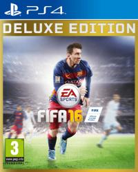 Electronic Arts FIFA 16 [Deluxe Edition] (PS4)