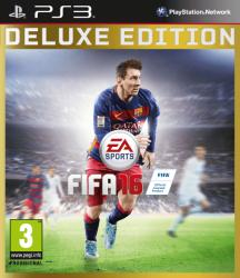 Electronic Arts FIFA 16 [Deluxe Edition] (PS3)