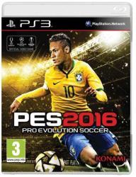 Konami PES 2016 Pro Evolution Soccer (PS3)