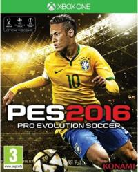 Konami PES 2016 Pro Evolution Soccer (Xbox One)