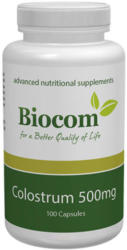 Biocom Colostrum kapszula 100db