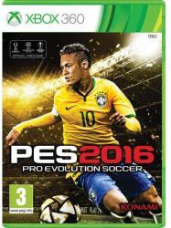 Konami PES 2016 Pro Evolution Soccer (Xbox 360)