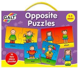 Galt Ellentétpárok Angol nyelvű puzzle 16 db-os