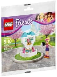 LEGO Friends - Kívánság szökőkút (30204)