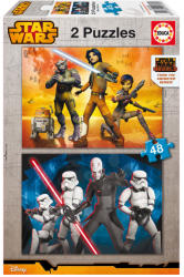 Educa Star Wars Rebels 2x48 db-os (16168)