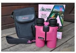 Alpen Pink 10x42