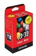 Lexmark 18CX032E/18CX033E Multipack